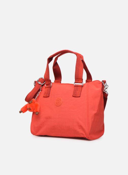 Handtassen kipling Amiel Rood model