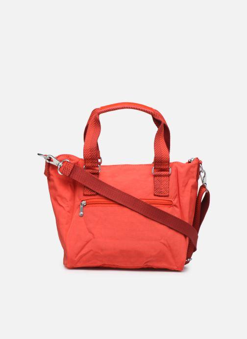 Handtassen kipling Amiel Rood voorkant