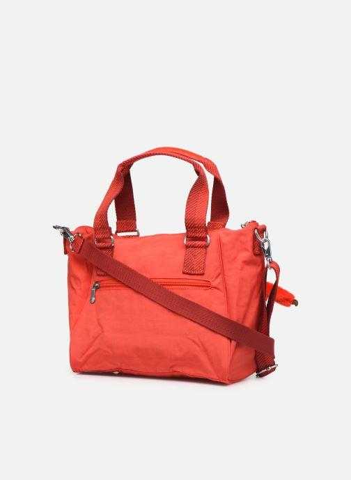 Handtaschen kipling Amiel rot ansicht von rechts