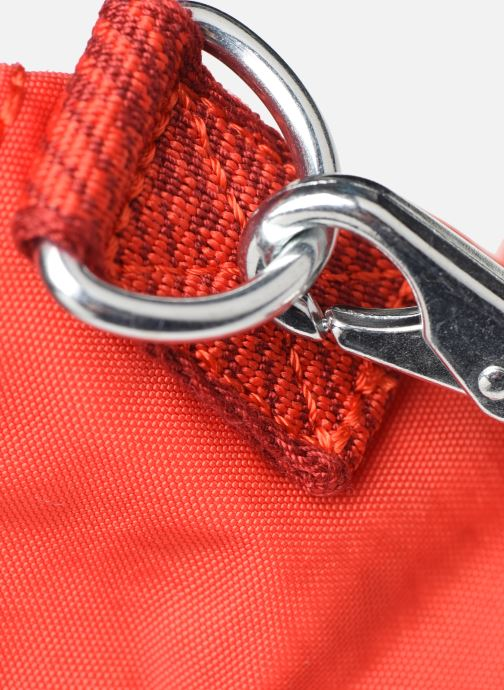 Handtaschen kipling Amiel rot ansicht von links
