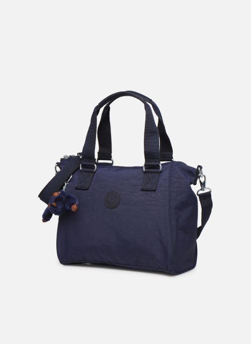 Handtassen kipling Amiel Blauw model