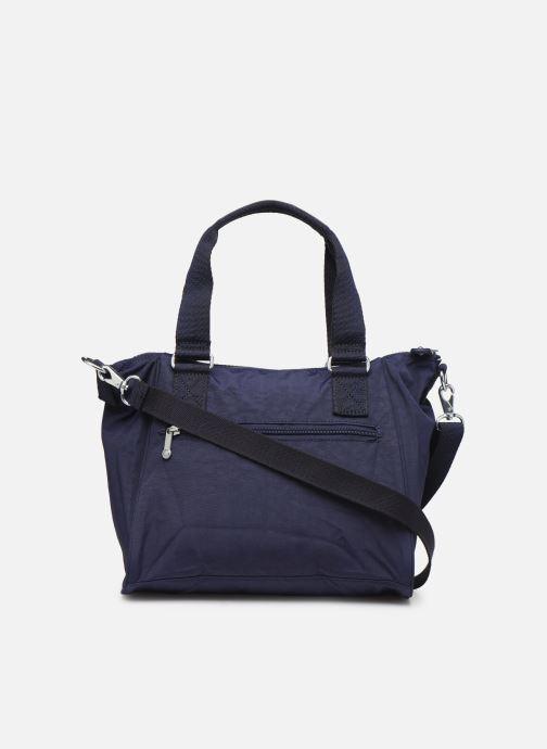 Handtassen kipling Amiel Blauw voorkant