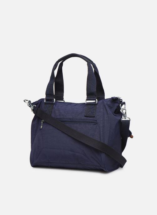 Handtassen kipling Amiel Blauw rechts