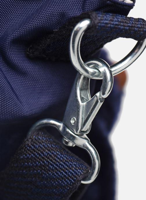 Handtassen kipling Amiel Blauw links