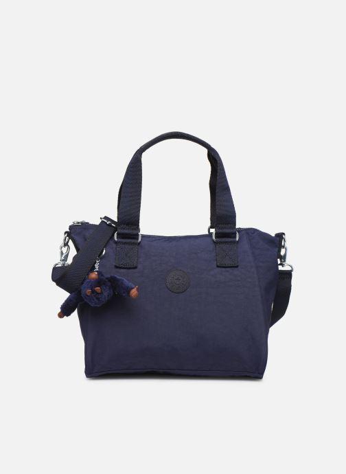 Handtassen kipling Amiel Blauw detail