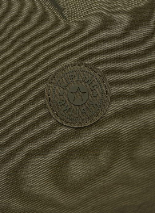 Bolsos de mano Kipling Amiel Verde vista lateral izquierda