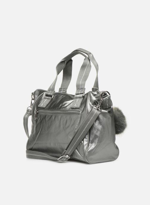 Handtassen kipling Amiel Zilver rechts