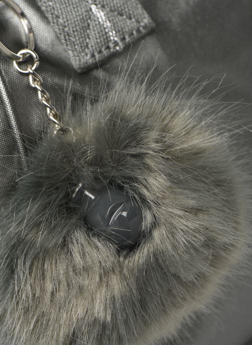 Handtassen Kipling Amiel Zilver links