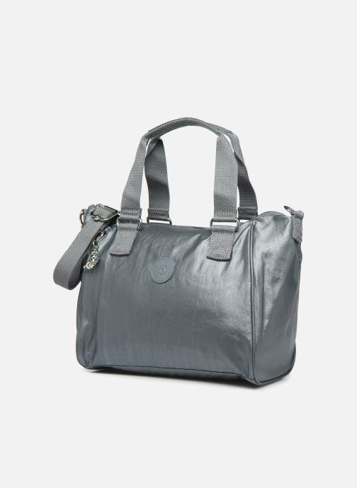 Handtaschen Kipling Amiel silber schuhe getragen