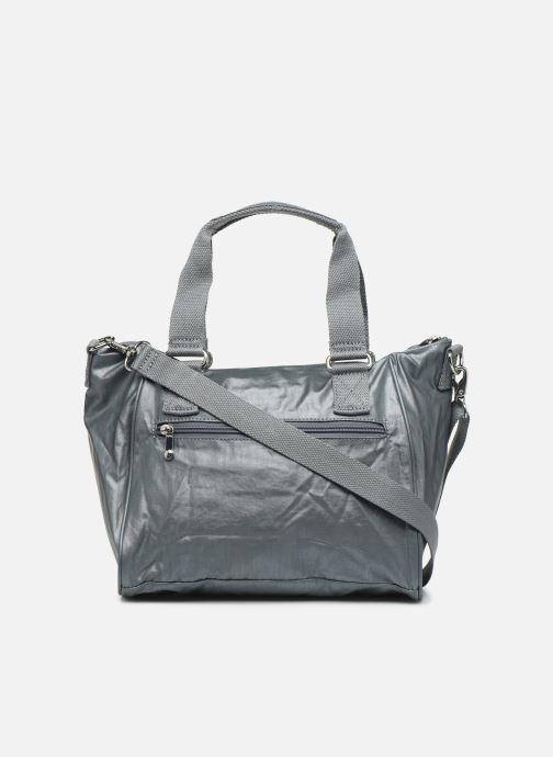 Handtaschen Kipling Amiel silber ansicht von vorne