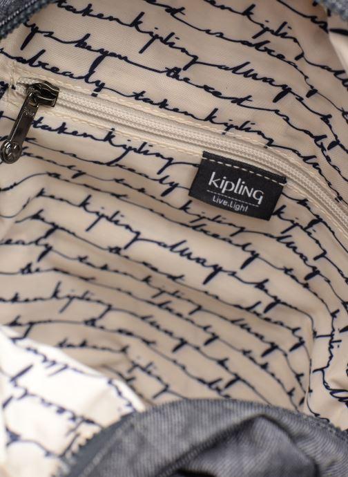 Sacs à dos kipling City pack S Bleu vue derrière