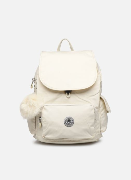 Rugzakken kipling City pack S Wit detail