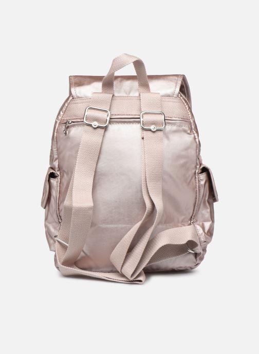 Rucksäcke kipling City pack S rosa ansicht von vorne