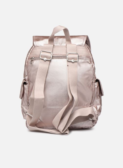 Sacs à dos kipling City pack S Rose vue face