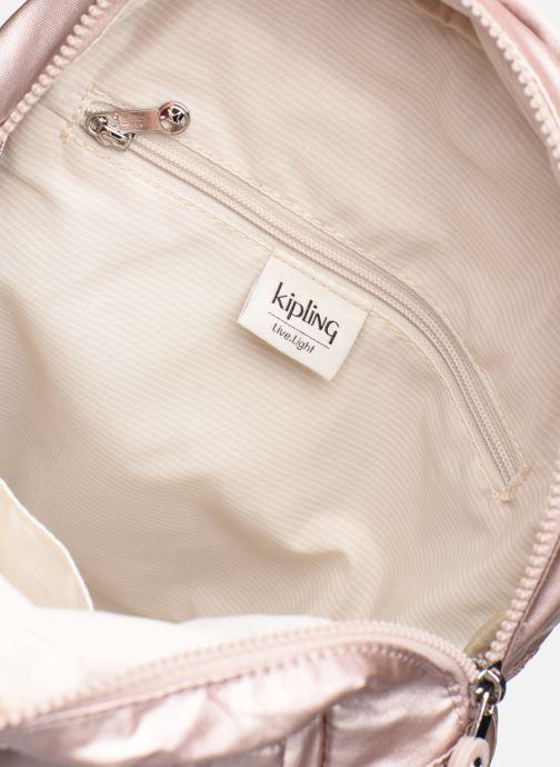 Rucksäcke kipling City pack S rosa ansicht von hinten