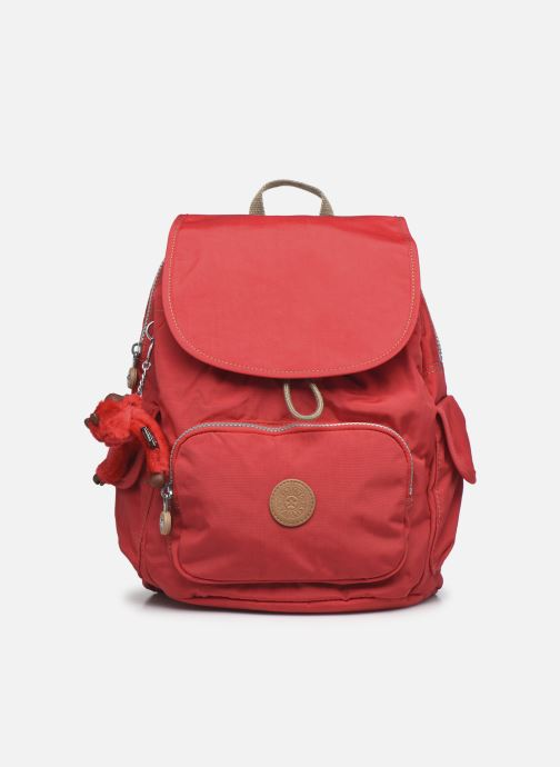 Zaini Kipling City pack S Rosso vedi dettaglio/paio