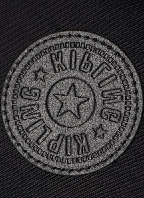Mochilas Kipling City pack S Negro vista lateral izquierda