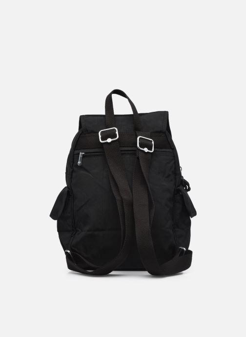 Rucksäcke Kipling City pack S schwarz ansicht von vorne