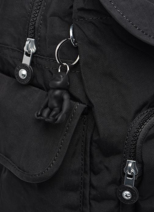 Rugzakken Kipling City Pack S Zwart links