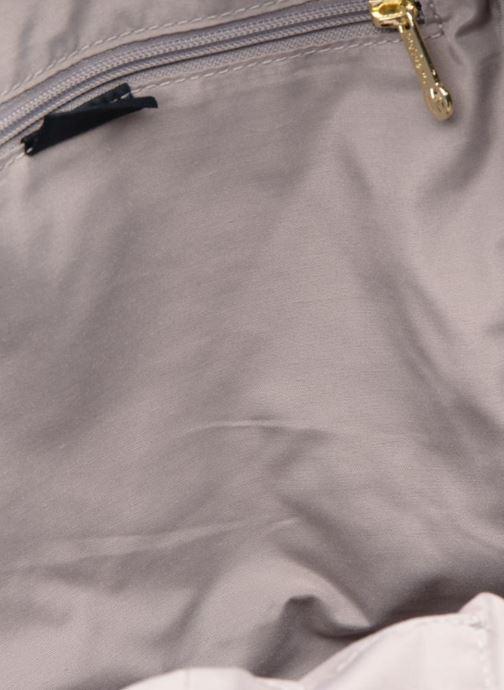 Rucksäcke kipling Clas Challenger blau ansicht von hinten