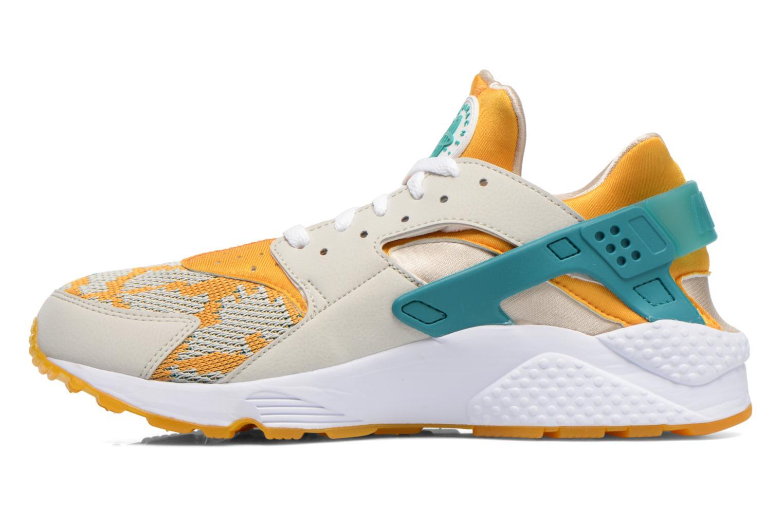 Sneakers Nike Air Huarache Run PA Beige voorkant