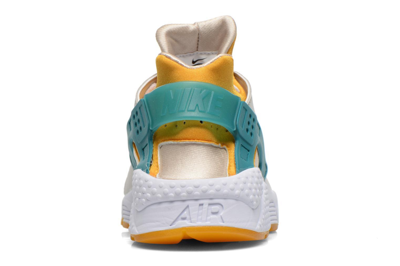 Baskets Nike Air Huarache Run PA Beige vue droite