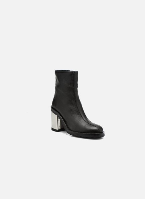 ISA METALLIC HEEL BOOT