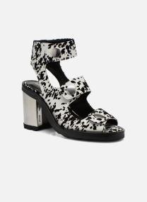 Sandales et nu-pieds Femme ISA METALLIC HEEL