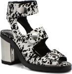 Sandali e scarpe aperte Donna ISA METALLIC HEEL