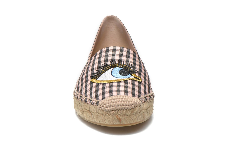Espadrilles Apologie Look Multicolore vue portées chaussures