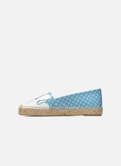 Espadrilles Apologie Ink Blue front view