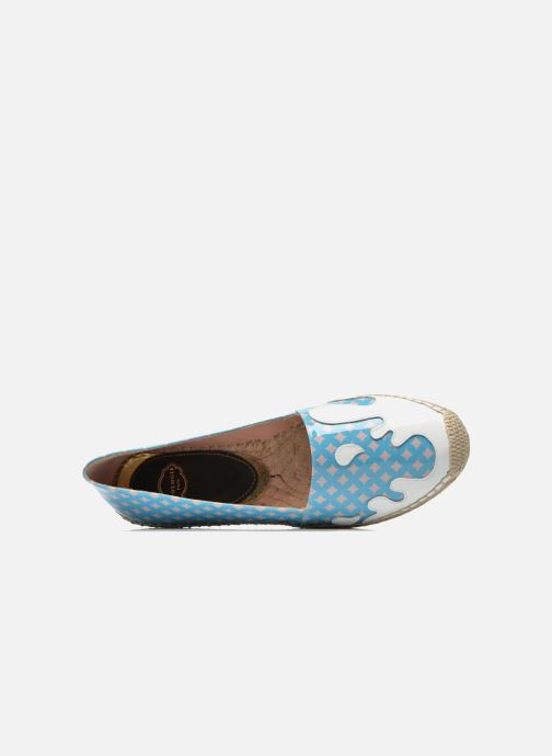 Espadrilles Apologie Ink blau ansicht von links