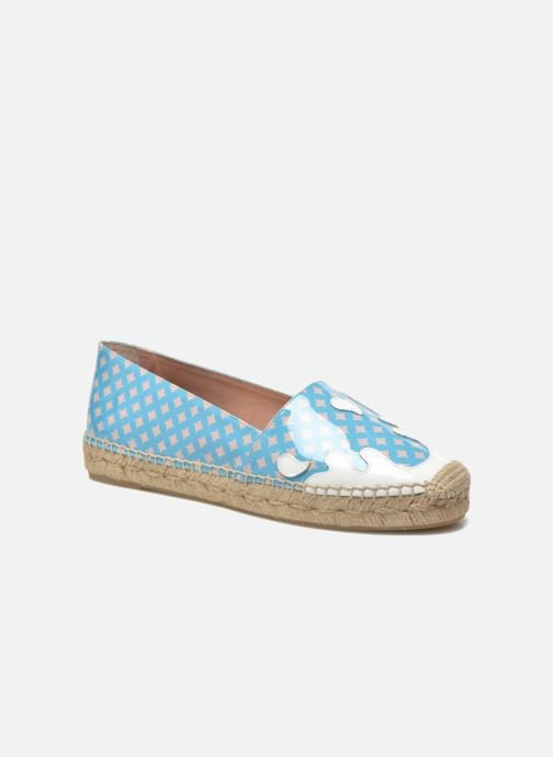 Espadrilles Apologie Ink Blue detailed view/ Pair view
