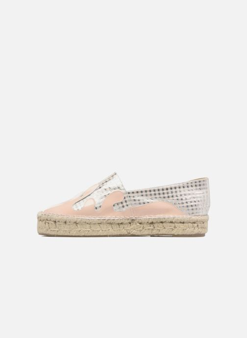 Espadrilles Apologie Ink Rose vue face