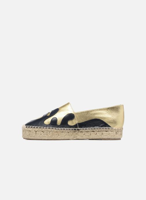 Espadrilles Apologie Ink Multicolore vue face