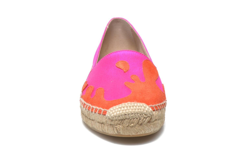 Espadrilles Apologie Ink Rose vue portées chaussures
