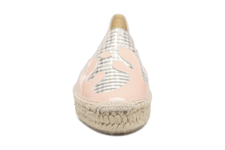 Espadrillos Apologie Ink Pink se skoene på