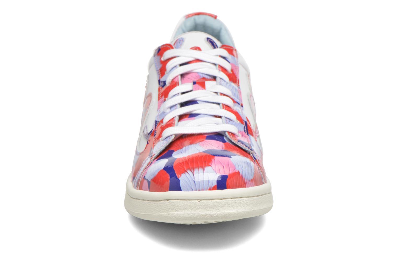 Baskets Apologie Gloop Multicolore vue portées chaussures