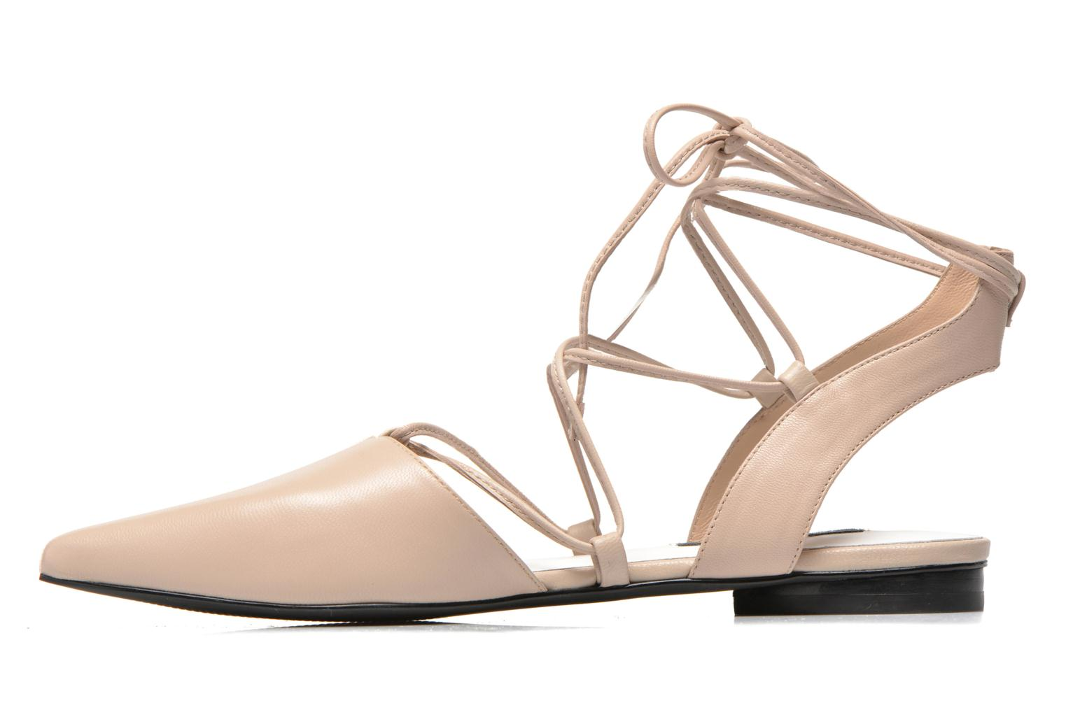 Ballerines SENSO GORDON Beige vue face