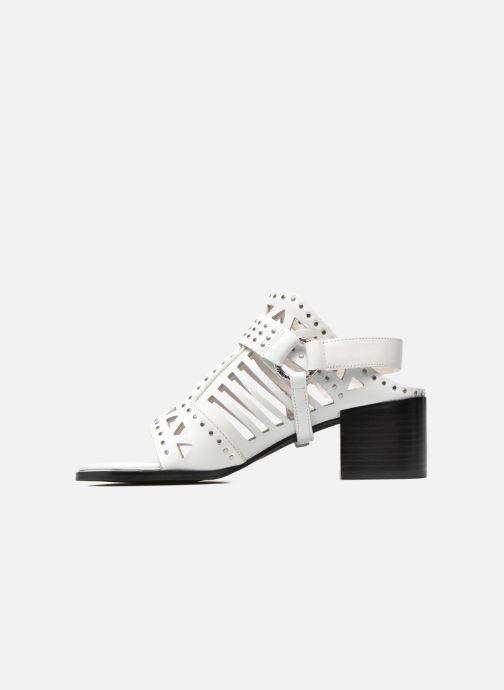Sandali e scarpe aperte SENSO MACKENZY Bianco immagine frontale
