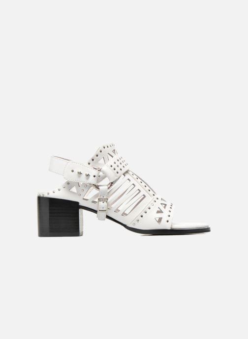 Sandali e scarpe aperte SENSO MACKENZY Bianco immagine posteriore