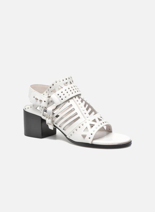 Sandaler SENSO MACKENZY Hvid detaljeret billede af skoene