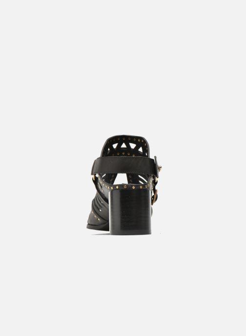 Sandales et nu-pieds SENSO MACKENZY Noir vue droite
