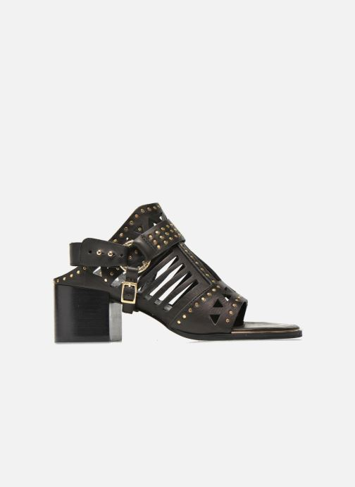 Sandales et nu-pieds SENSO MACKENZY Noir vue derrière