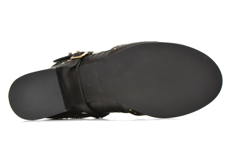 Sandales et nu-pieds SENSO MACKENZY Noir vue haut