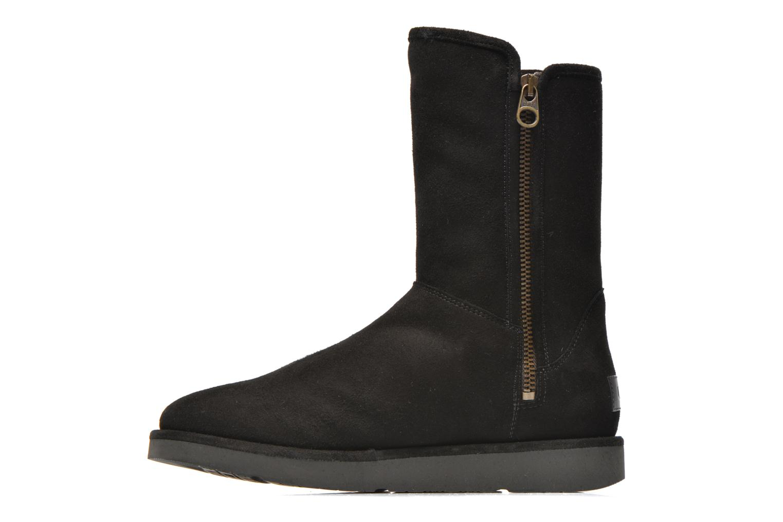 Bottines et boots UGG Abree Short Noir vue face