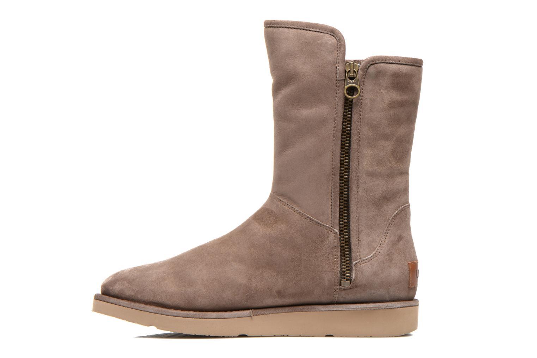 Boots en enkellaarsjes UGG Abree Short Grijs voorkant