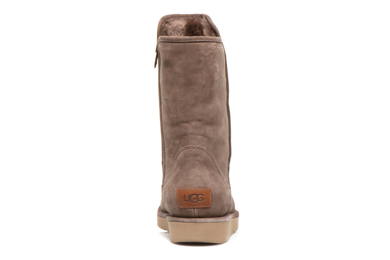 Boots en enkellaarsjes UGG Abree Short Grijs rechts