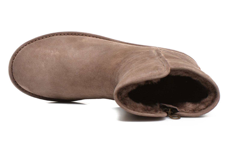 Boots en enkellaarsjes UGG Abree Short Grijs links