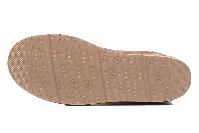 Boots en enkellaarsjes UGG Abree Short Grijs boven